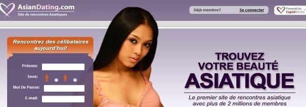 site de rencontre AsianDating