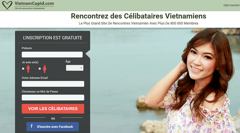 site rencontre vietnam cupid